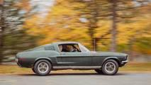 1968 Ford Mustang Bullitt original movie car