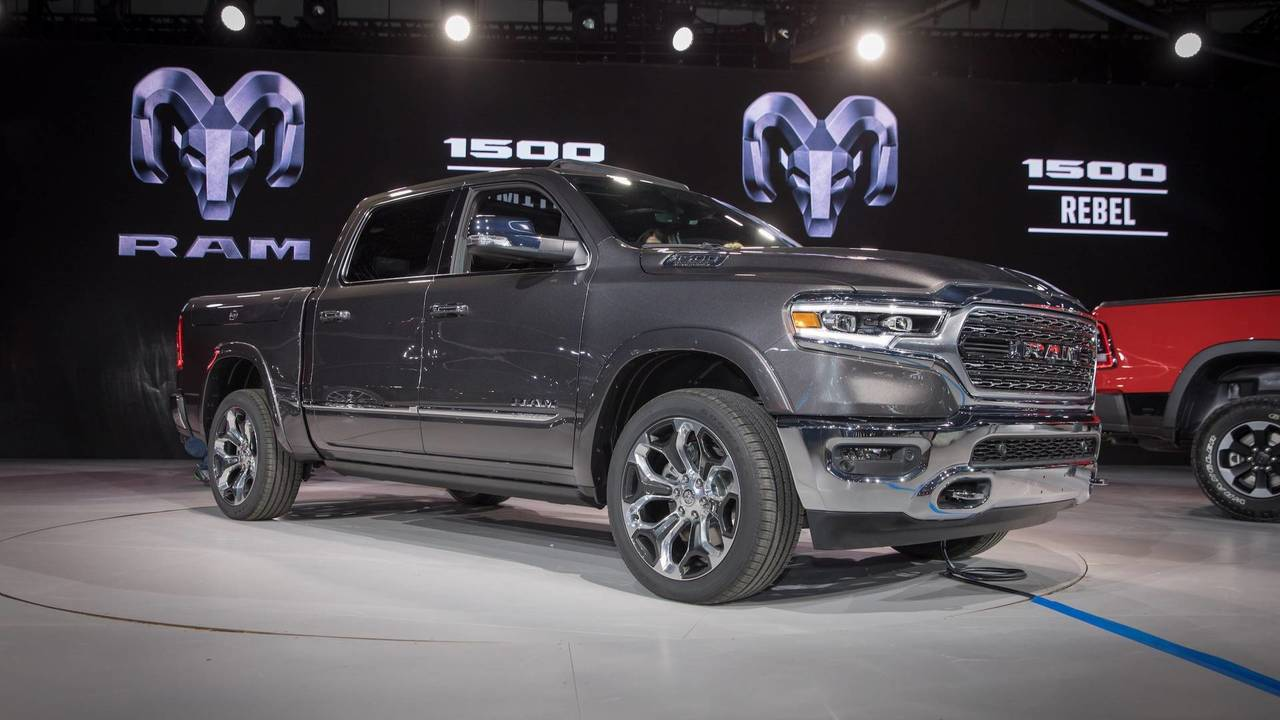 2019 Ram 1500 See The Changes Side By Side