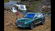 Bentley Bentayga Fly Fishing
