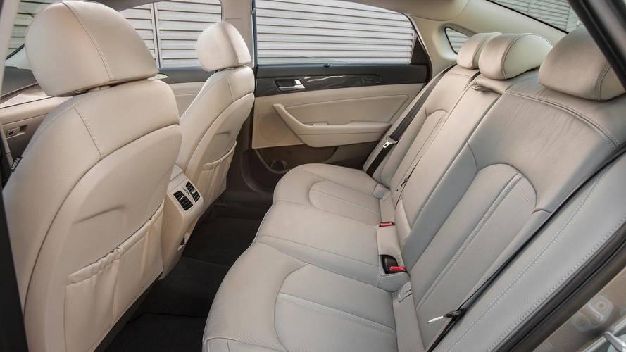 2018 Hyundai Sonata Hybrid ve PHEV