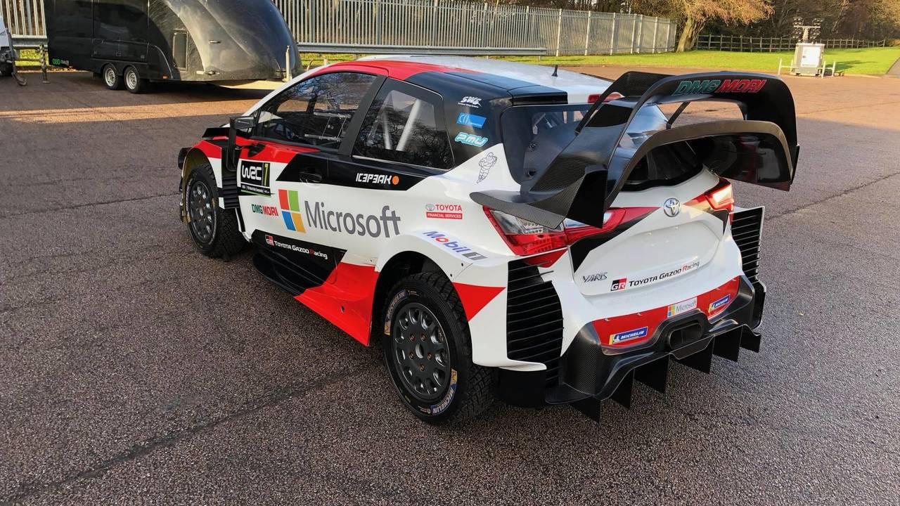2018 Toyota Yaris WRC