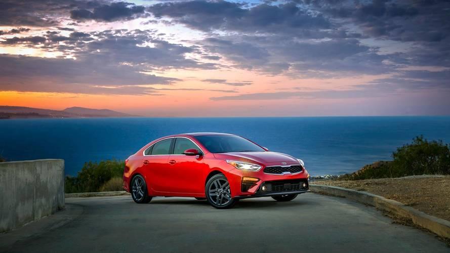 Kia Forte - La troisième génération se veut plus dynamique