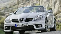 2008 Mercedes-Benz SLK Facelift