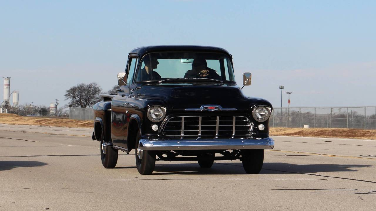 Relive The History Of Hauling With These 6 Classic Chevy Pickups