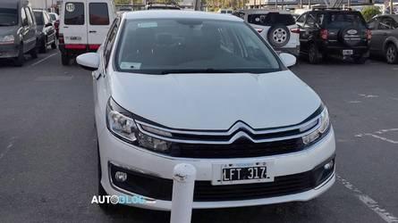 Citroën C4 Lounge reestilizado já roda limpo na Argentina