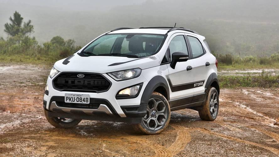Ford EcoSport fica mais caro e supera barreira dos R$ 100 mil