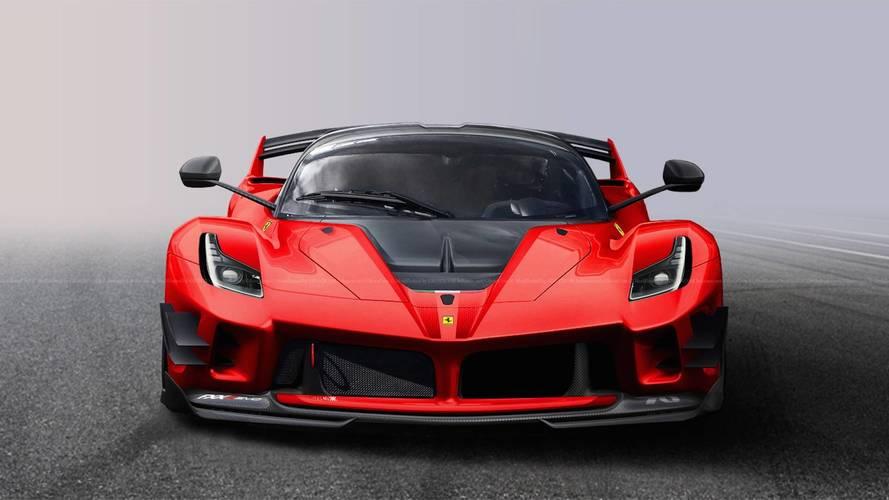 Design - La Ferrari FXX K Evo homologuée pour la route