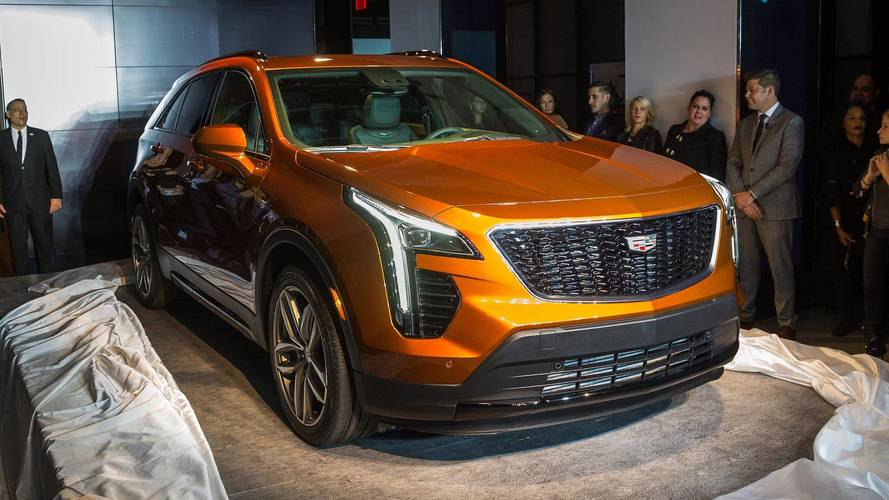 2019 Cadillac XT4 Is A Smaller, More Affordable Luxury SUV