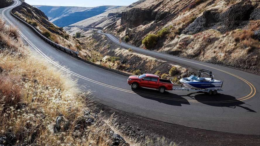 Ford Ranger resimlerindeki gizli ayrıntılar