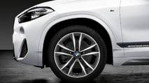 BMW X2, X3, X4 with M Performance Parts