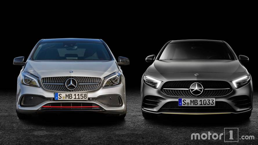 Mercedes-Benz A-Class pushes new boundaries