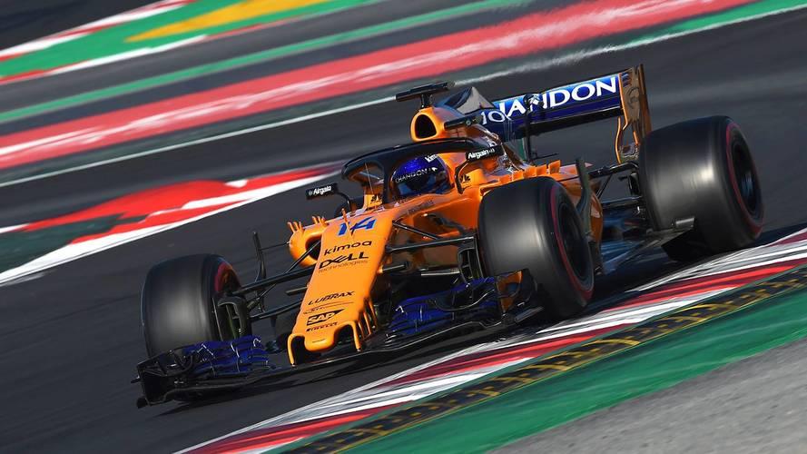 Galería: todos los coches de F1 de la temporada 2018