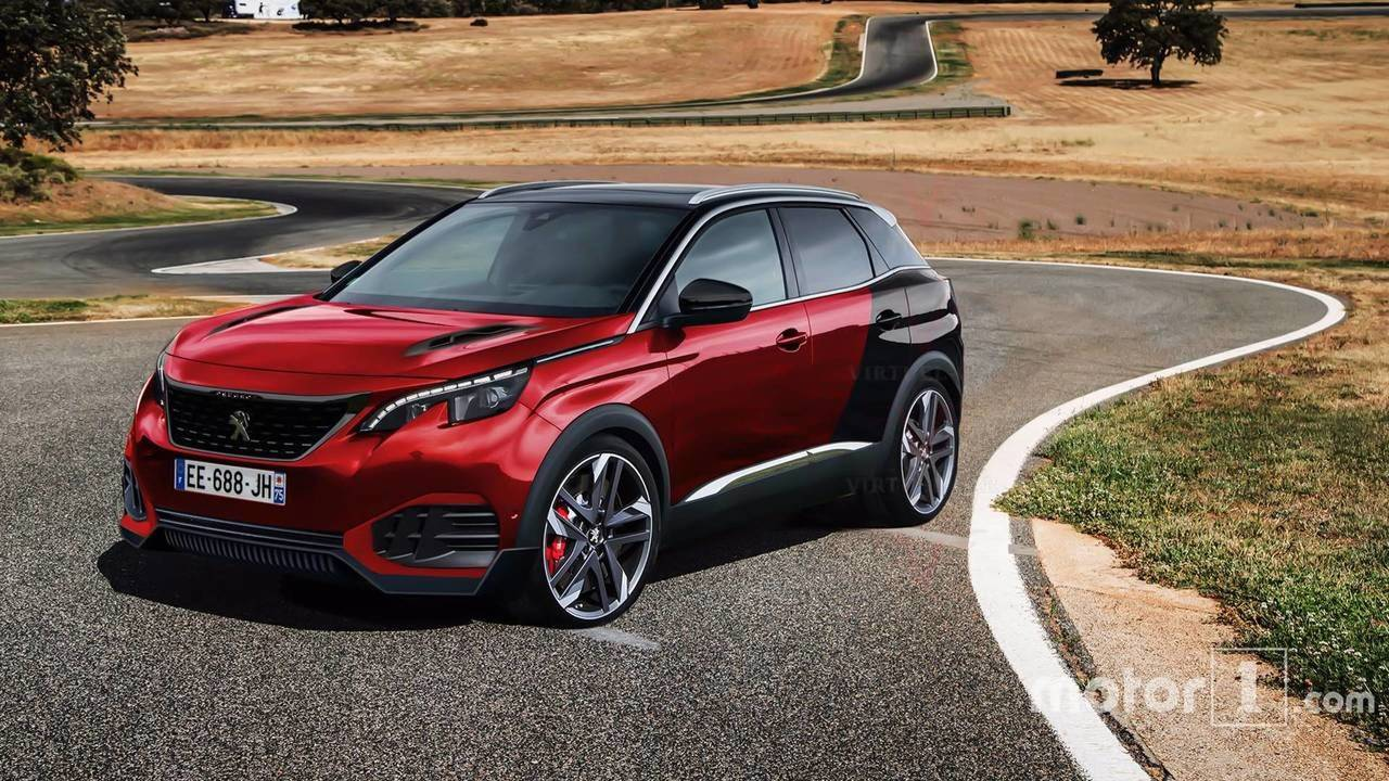 17.- Peugeot 3008 R-Hybrid 2018