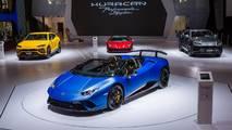 11 voitures surpuissantes à Genève