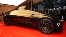 Aston Martin Lagonda Vision Concept: Geneva 2018