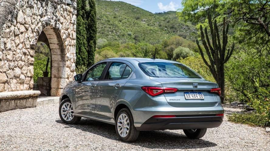Fiat Cronos tem preços a partir de R$ 53.380 na Argentina