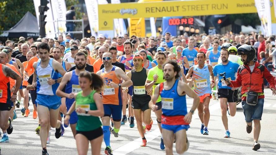 Renault Street Run 2018
