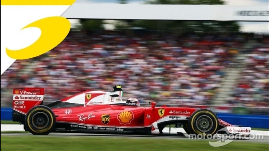 F1, tutto pronto per il GP di Spa