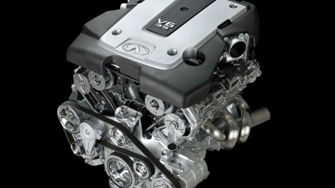 Nissan New Generation V6 Engine(Infiniti)