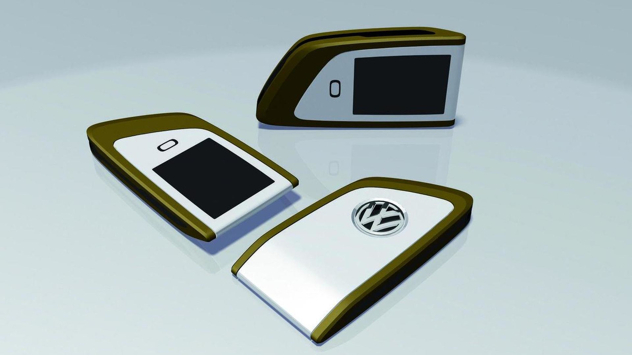 Volkswagen People's Car Project, Smart Key, 07.05.2012