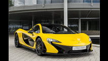 McLaren P1: In 2,8 Sekunden auf Tempo 100