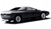 1985 Ford Maya II EM concept