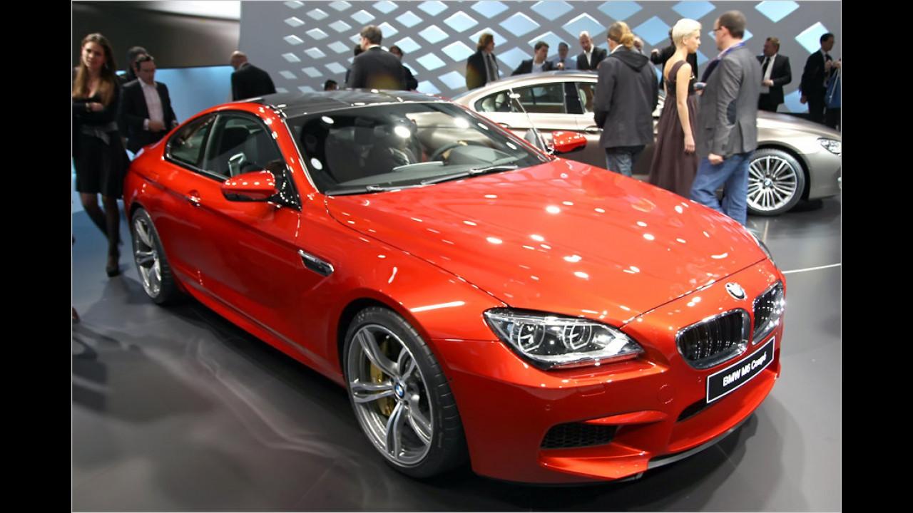 BMW M6 Coupé / Cabrio