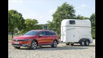 Der VW Passat Alltrack im Test
