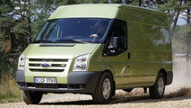 Ford Transit All Wheel Drive