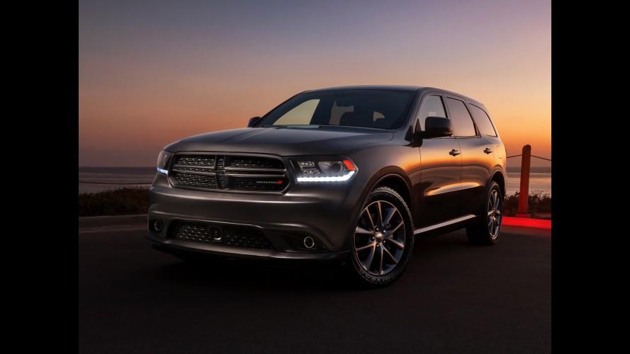 Velho aqui, novo nos EUA: veja a nova cara do Dodge Durango