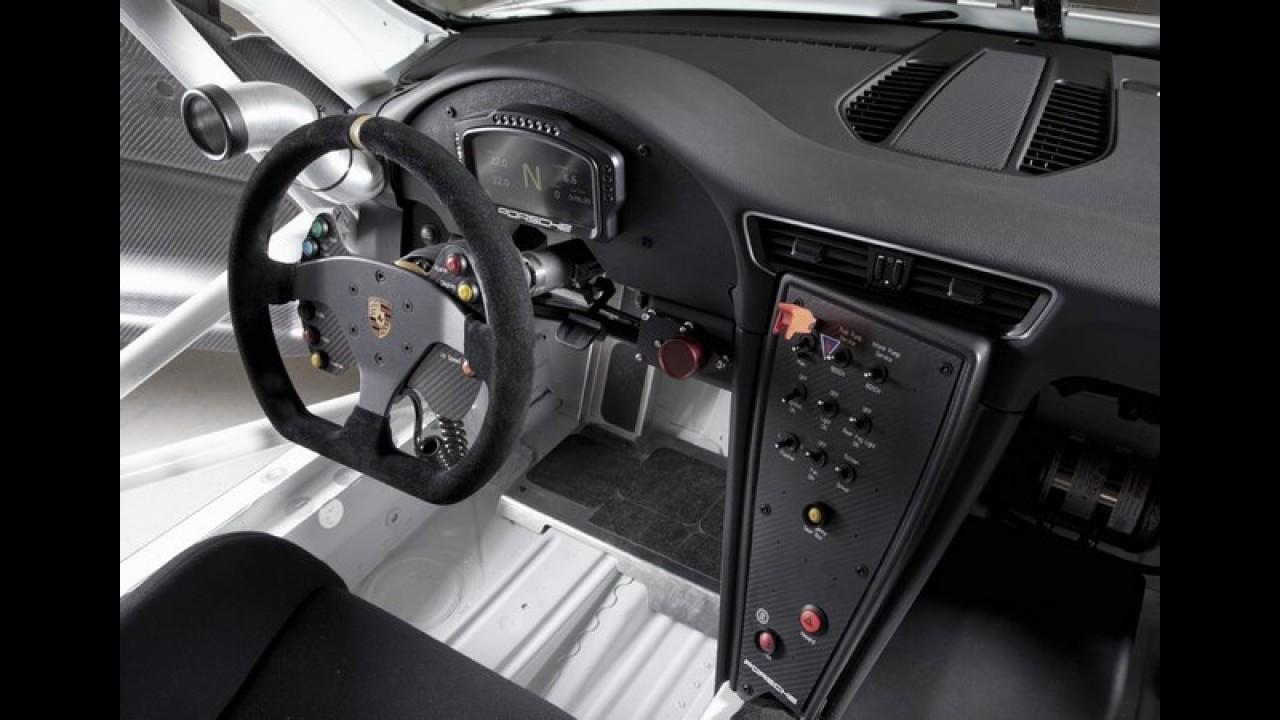 Porsche apresenta a versão de competição 911 GT3 Cup