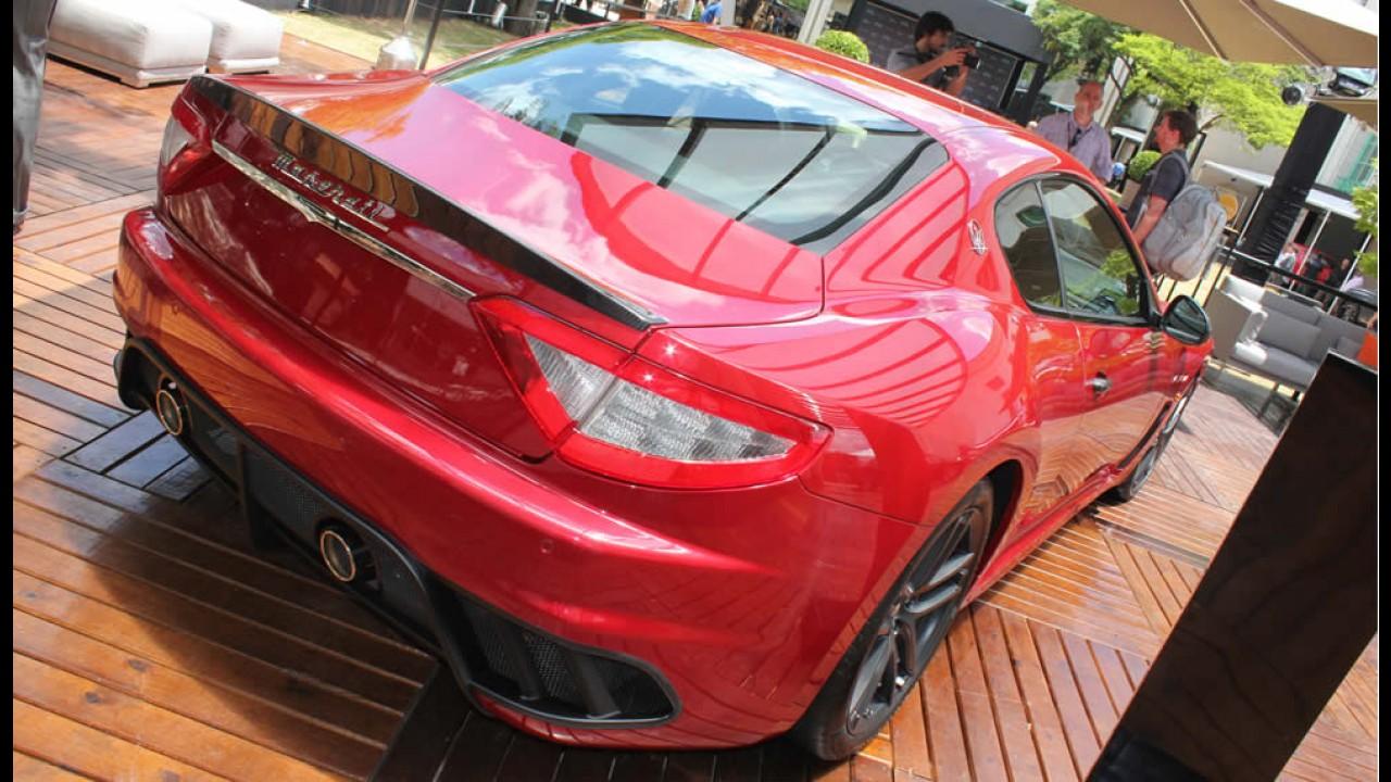 Galeria de fotos: as máquinas do Auto Premium Show