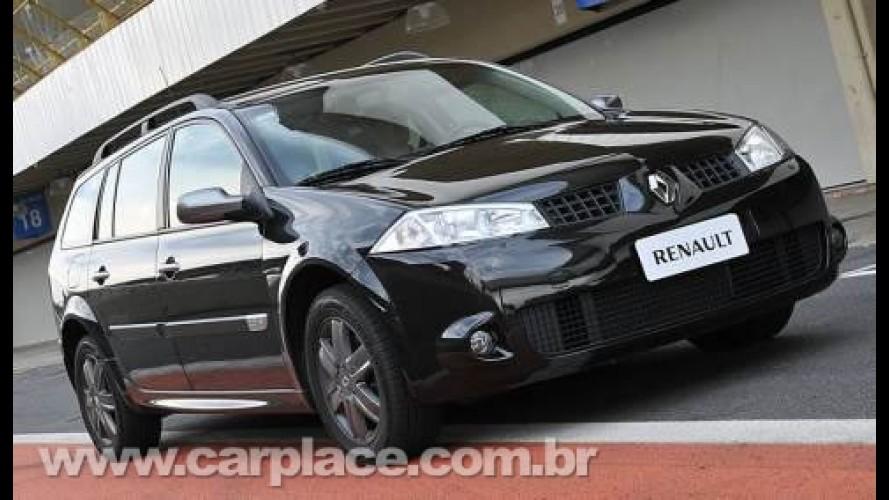 Renault Mégane e Grand Tour
