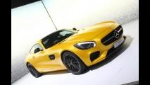 Salão SP: AMG-GT S é a estrela do arsenal esportivo da Mercedes