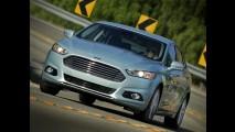 Ford Fusion ganha cinto de segurança inflável no banco de trás
