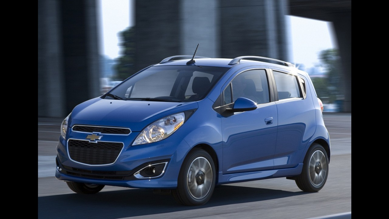 Salão de Nova York: Chevrolet terá novo Cruze, Spark e variação inédita do Corvette