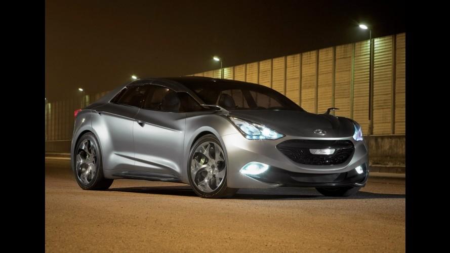 Hyundai i-Flow Concept: Confira galeria de imagens em alta resolução do novo protótipo