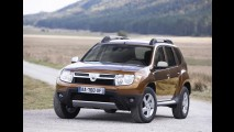 Novos Logan e Sandero da Dacia terão visual do Duster