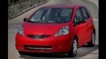 Honda Fit será o híbrido mais barato do Japão