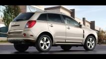 Chevrolet atualiza visual do Captiva no México