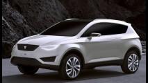 Seat aprova desenvolvimento de crossover compacto que deve ser lançado em 2015