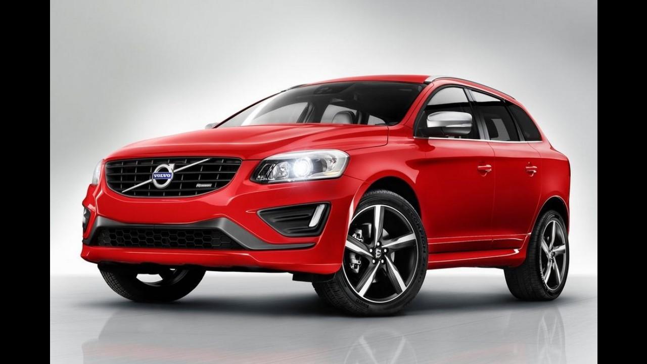 Volta rápida: acelerando os R-Design, a linha envenenada da Volvo
