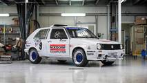 Volkswagen Golf GTI Twin-Engine Pike's Peak Car