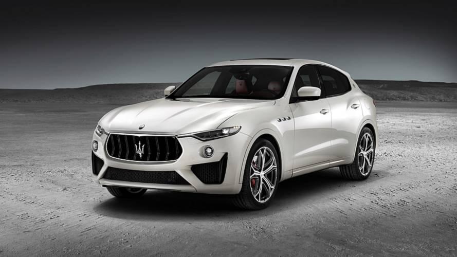 Maserati installe un V8 de 550 ch sous le capot du Levante
