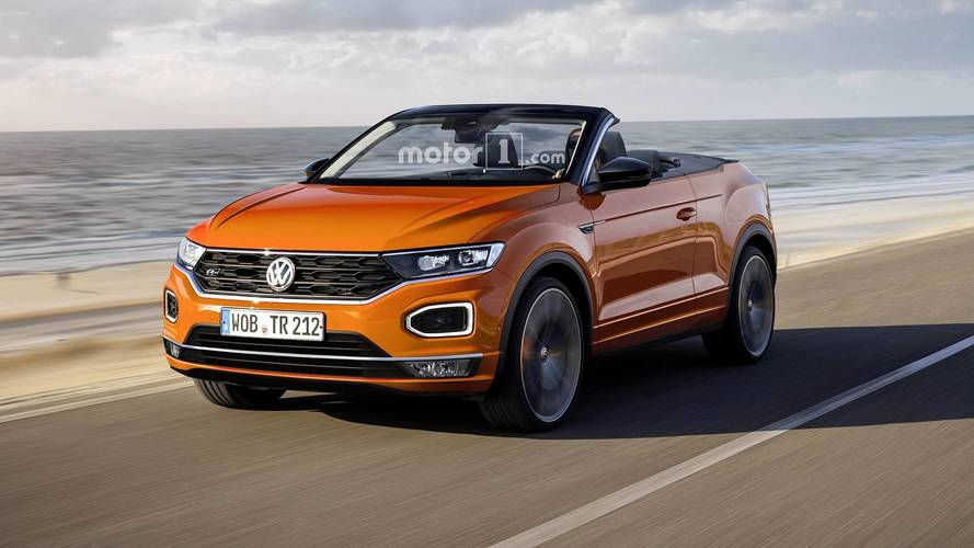 VW: T-Roc Cabrio Doesn't Make