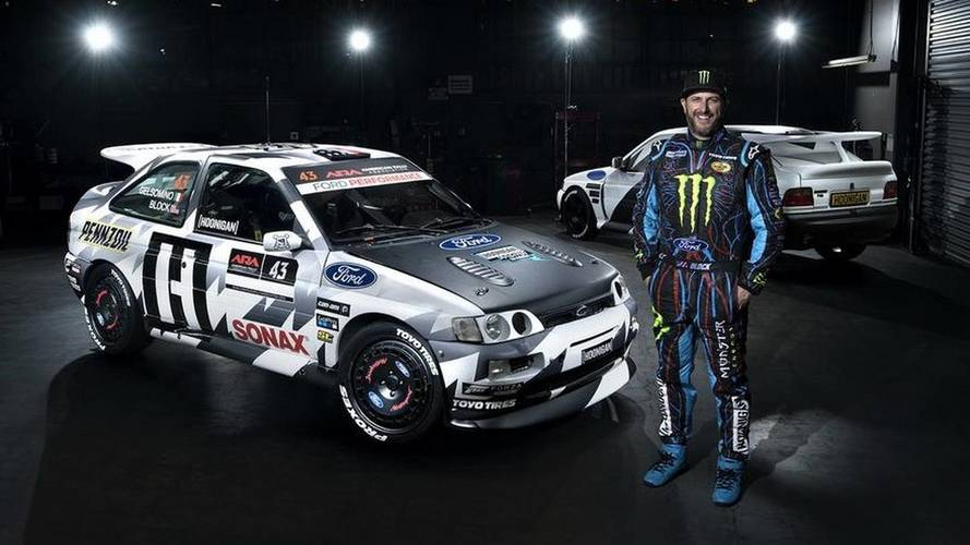 Ken Block Returns To Rallying In Stunning 1990s Throwback