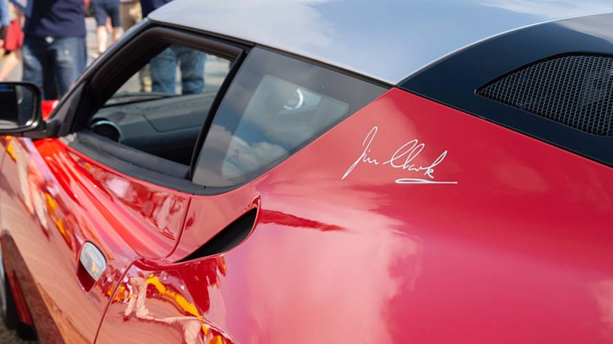100,000th Lotus is a Jim Clark tribute
