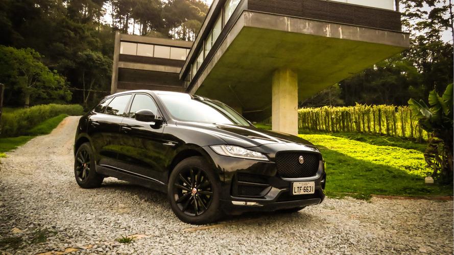 Importados mais vendidos - Sucesso entre os ricos, Jaguar F-Pace é top 10 em março