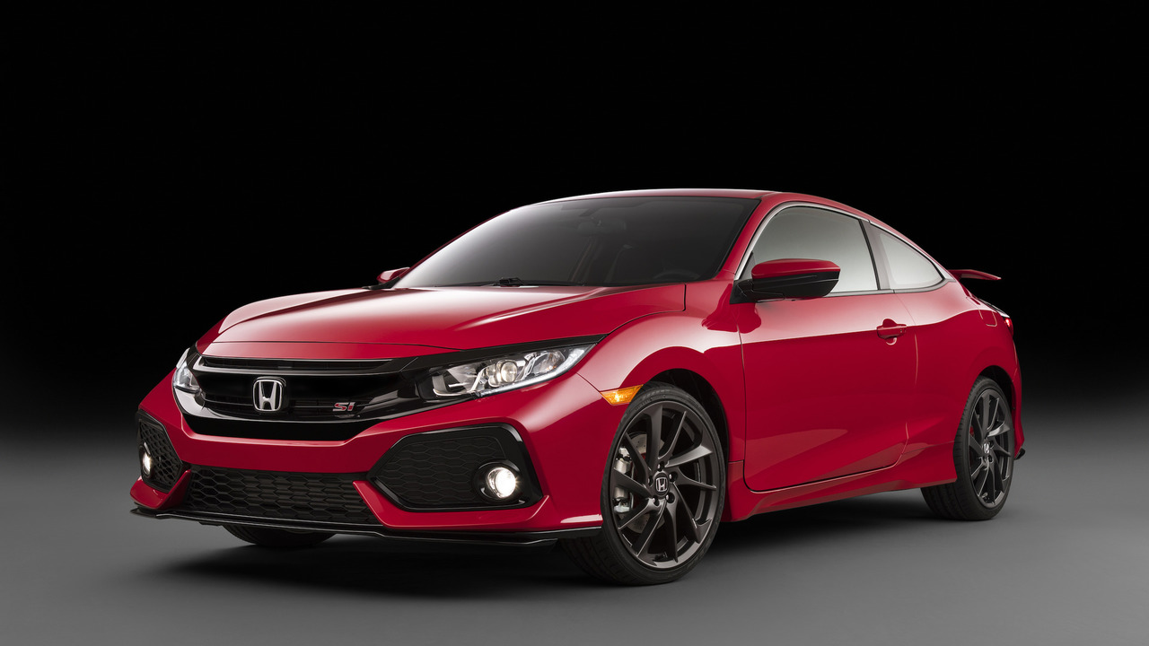 2017 Honda Civic Si Prototype
