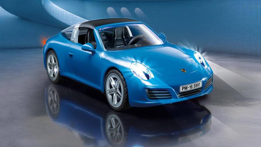 Este Porsche 911 Targa 4S é o mais acessível do mundo
